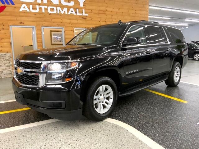 Chevrolet Suburban LT 4WD 2018
