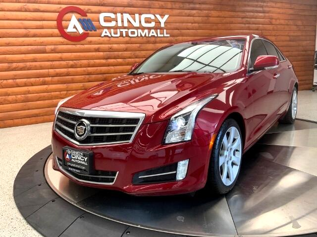 Cadillac ATS 3.6L Performance RWD 2013