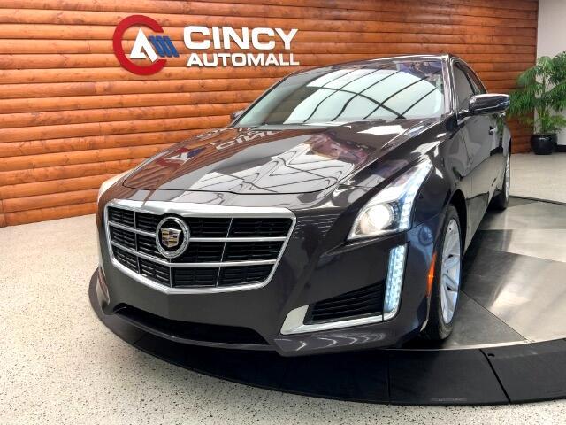Cadillac CTS 2.0L Turbo RWD 2014