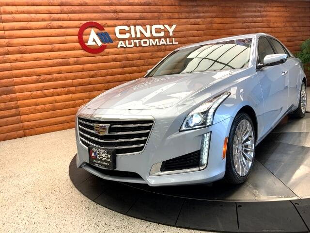 Cadillac CTS 2.0L Turbo Luxury AWD 2017