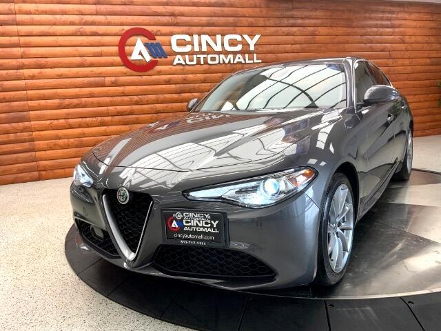 Alfa Romeo Giulia Base AWD 2017