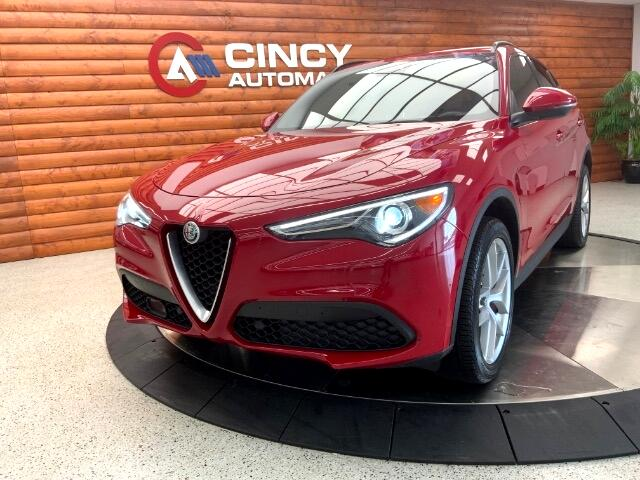 Alfa Romeo Stelvio Ti Sport 2018