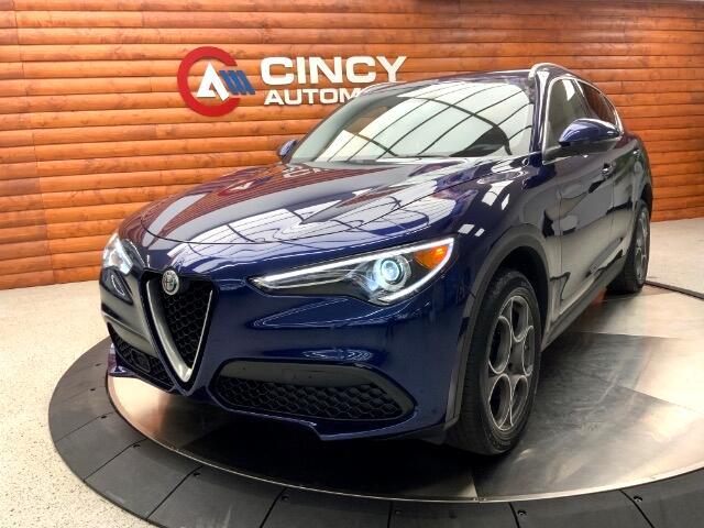 Alfa Romeo Stelvio Base 2018