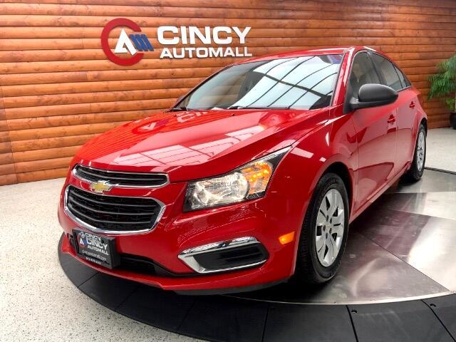 Chevrolet Cruze L 2015