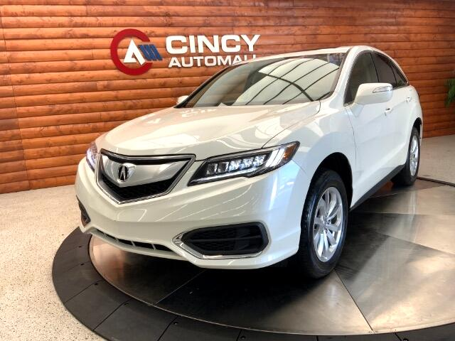 Acura RDX 6-Spd AT 2018