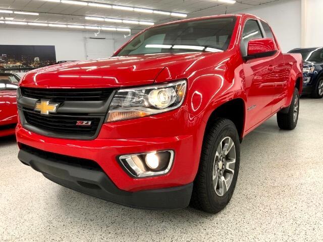 Chevrolet Colorado Z71 Ext. Cab 4WD 2018