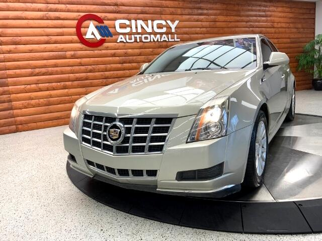 Cadillac CTS Luxury AWD 2013
