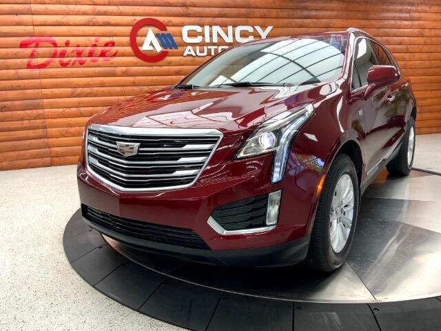 Cadillac XT5 Base AWD 2018
