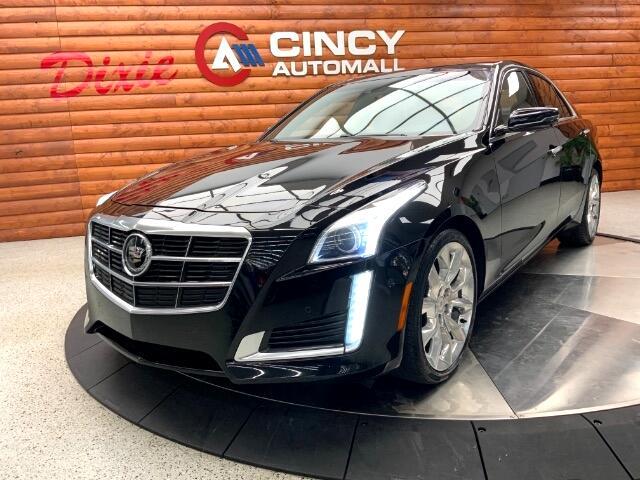 Cadillac CTS 2.0L Turbo Premium AWD 2014
