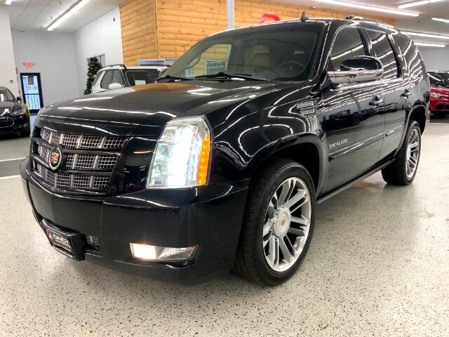 Cadillac Escalade Premium AWD 2014