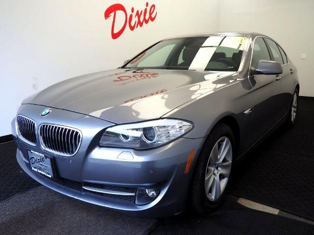 BMW 5-Series 528i 2011