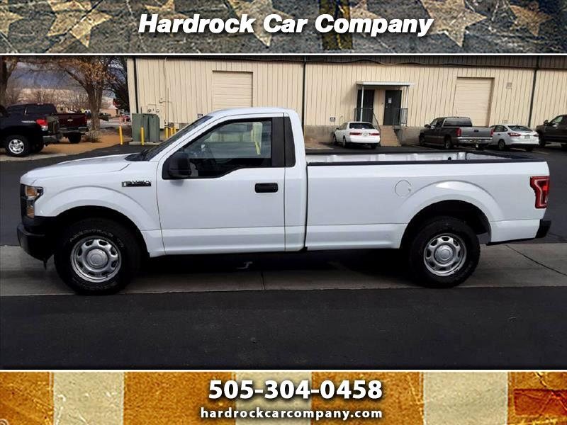 Ford F-150 XLT 8-ft. Bed 2WD 2016