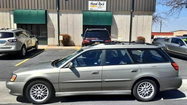 Subaru Legacy Wagon GT 2001