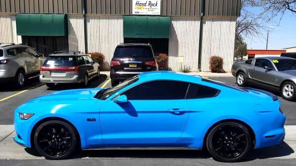 Ford Mustang GT Coupe 2017