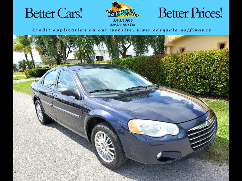 Chrysler Sebring Touring Sedan 2004