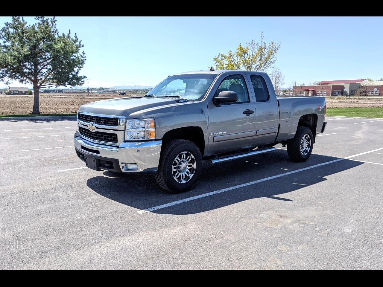 Chevrolet Silverado 2500HD LT2 Ext. Cab Std. Box 4WD 2008