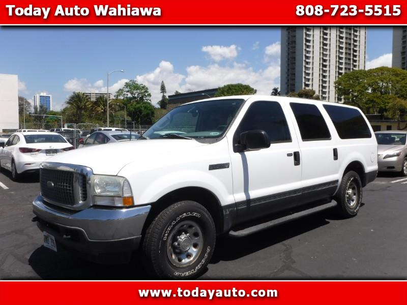 2003 Ford Excursion XLT Value 5.4L 2WD