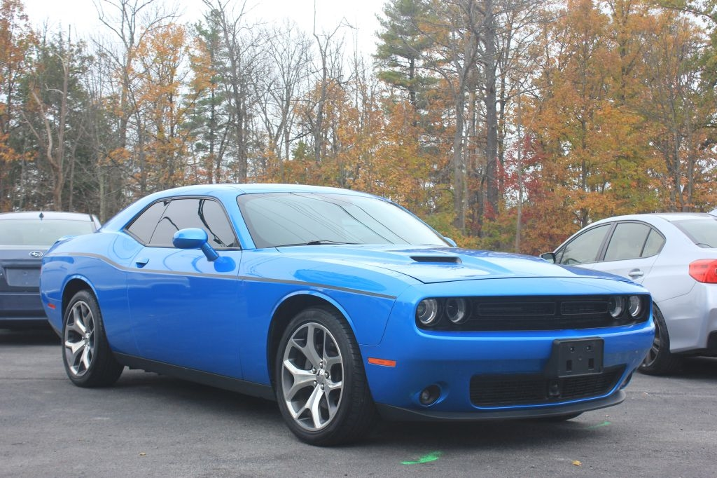 Dodge Challenger SXT Plus 2015