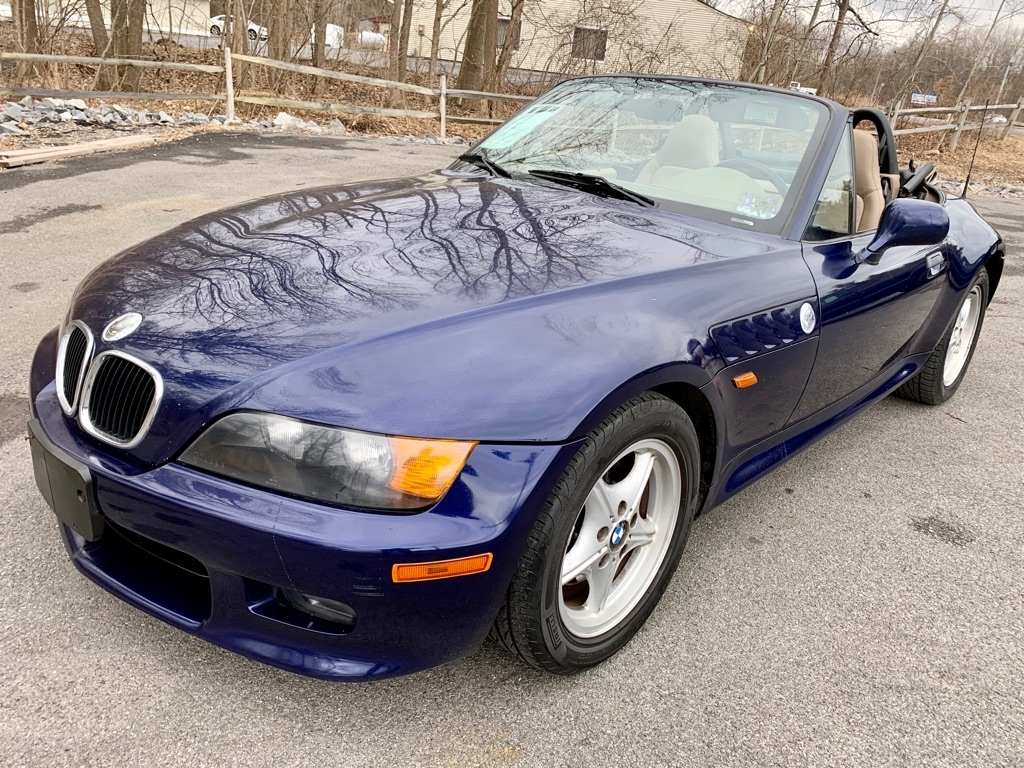 BMW Z3 Z3 2dr Roadster 2.5i 1999