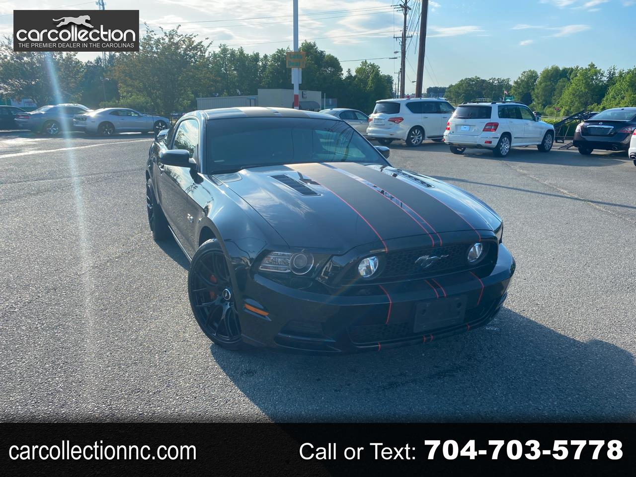Ford MUSTANG GT GT Coupe 2014