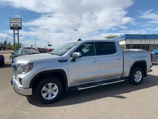 GMC Sierra 1500 SLE Crew Cab Long Box 4WD 2020