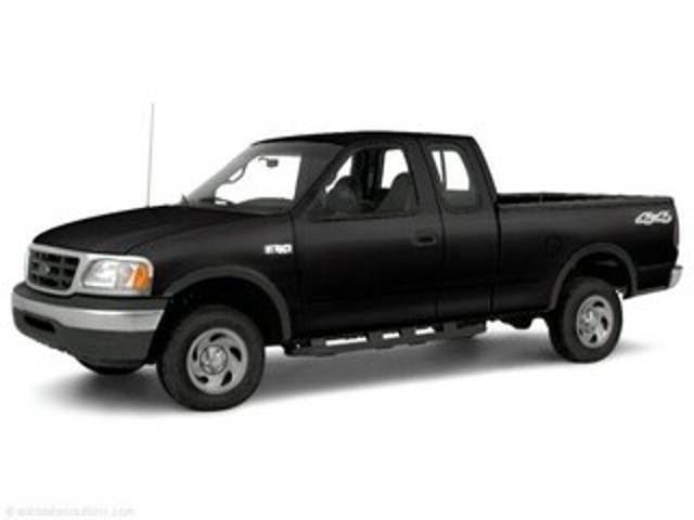 Ford F-150 Lariat SuperCab Long Bed 4WD 2000