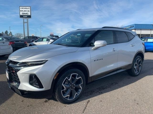 Chevrolet Blazer RS AWD 2020