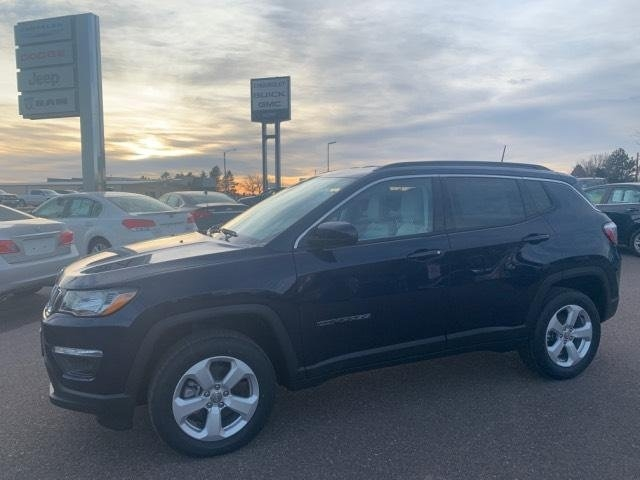 Jeep Compass Latitude 4WD 2020