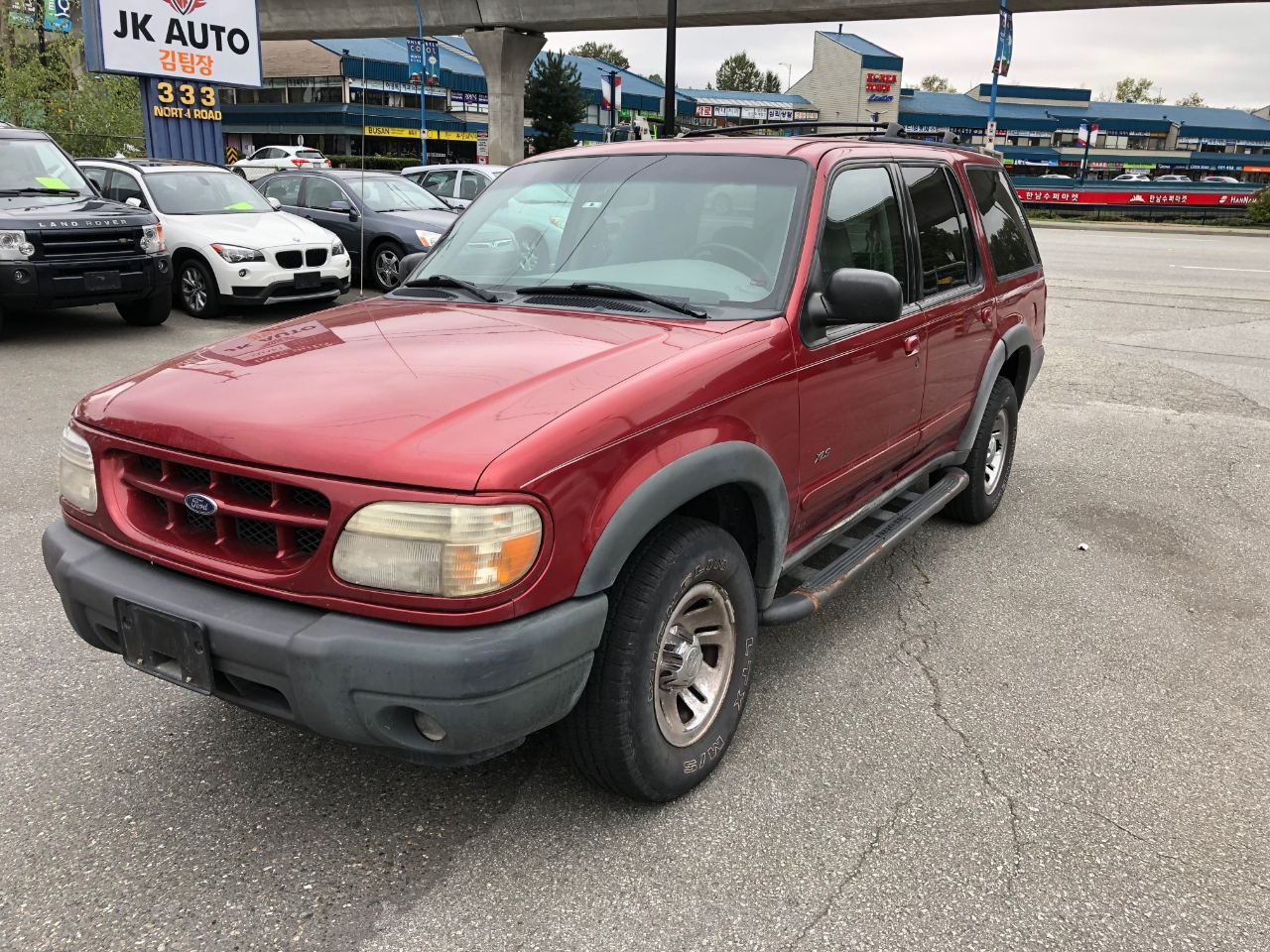Ford Explorer XLS 4WD 2000