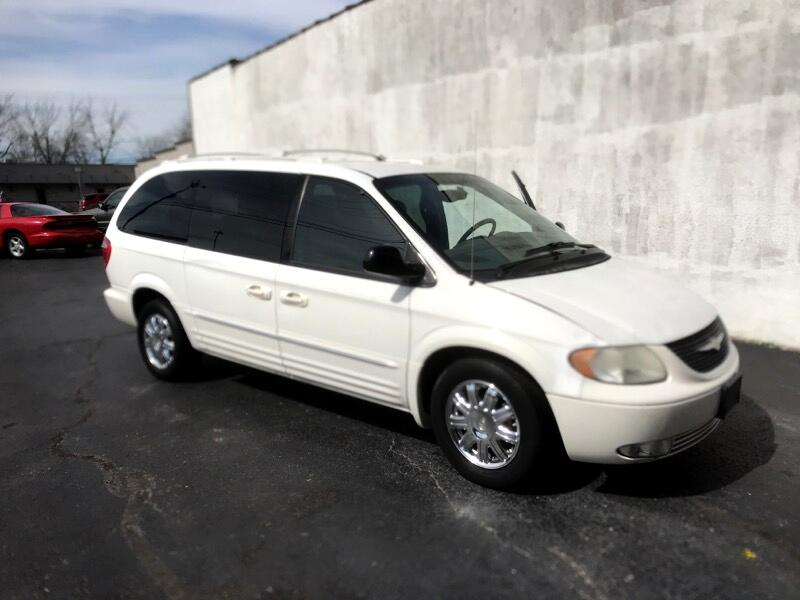 Chrysler Town & Country Limited FWD 2003
