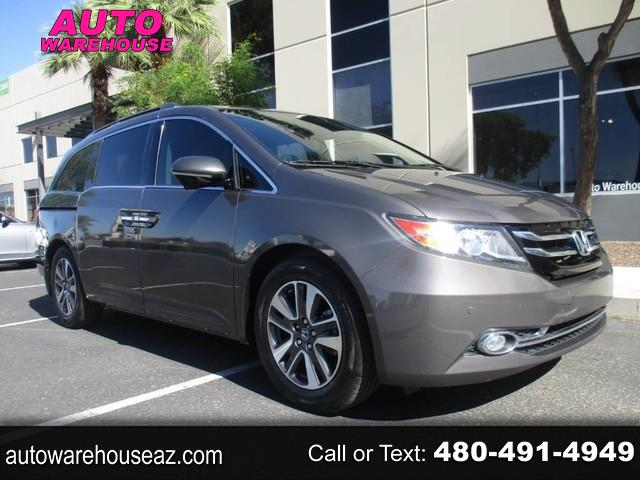 Honda Odyssey Touring  w/ DVD and Navigation 2016
