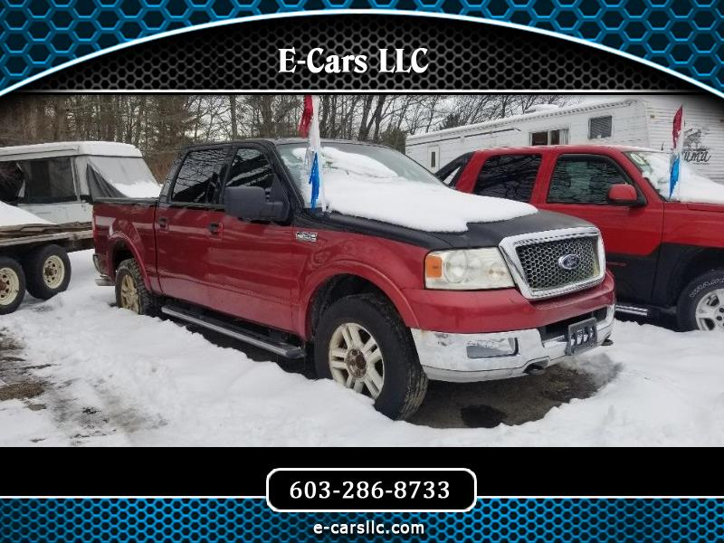 Ford F-150 XLT SuperCrew 4WD 2004