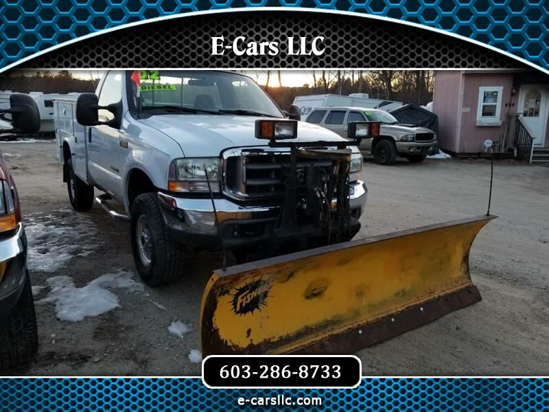 Ford F-350 SD XLT 4WD 2002