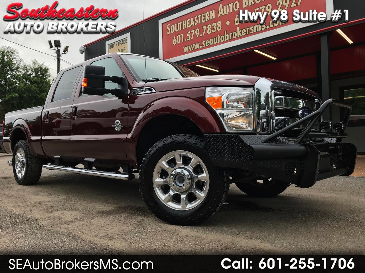 Ford F-250 SD  2016