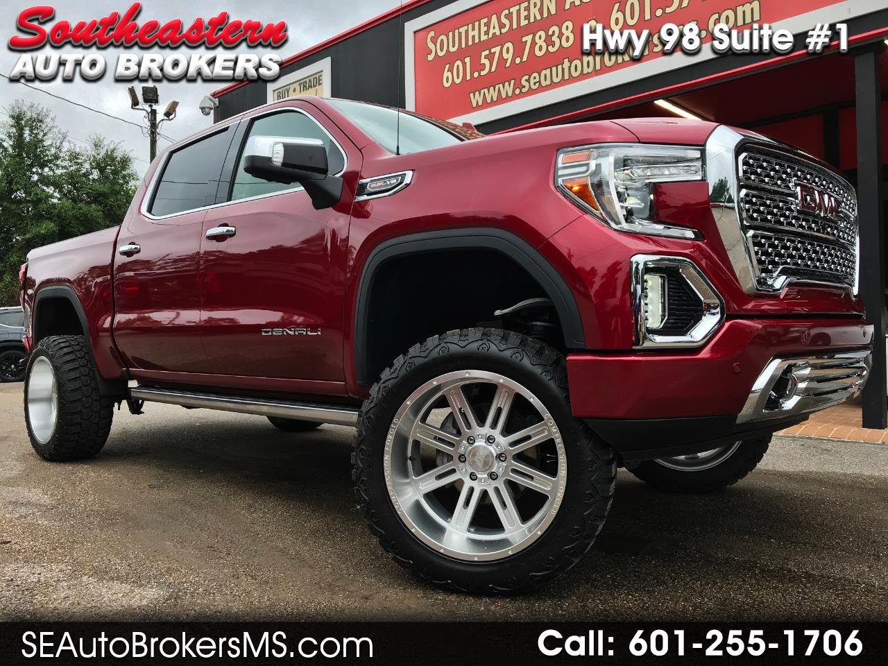 Used 2019 Gmc Sierra 1500 Denali Crew Cab Short Bed 4wd