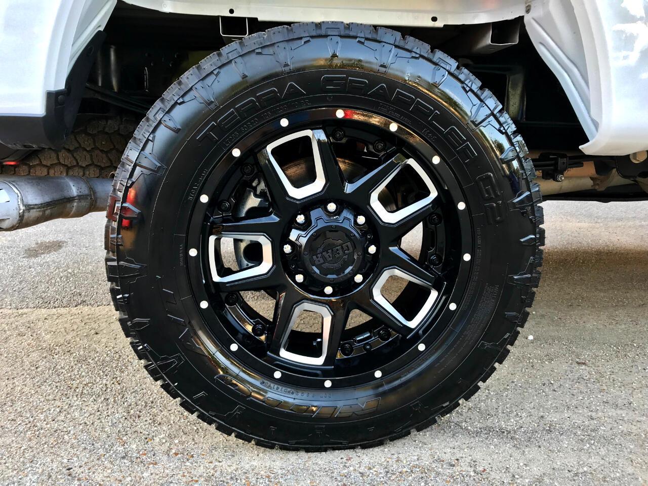 Ford F-250 SD XLT Crew Cab 4WD 2017