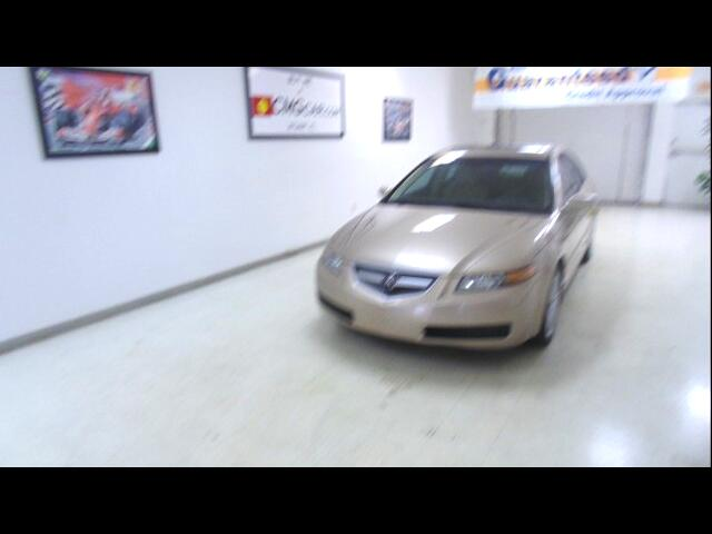 Acura TL 5-Speed AT 2005