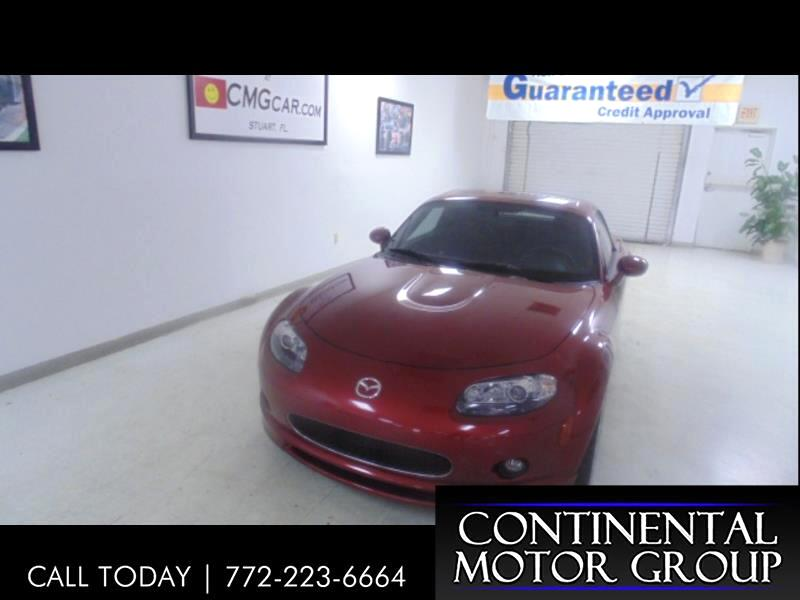 2008 Mazda MX-5 Miata Touring Power Retractable Hardtop