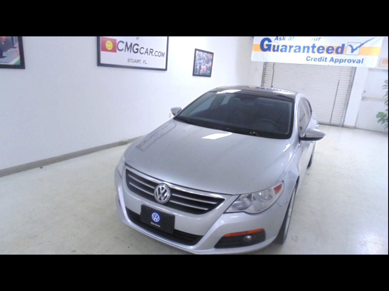 Volkswagen CC Lux 2012