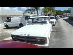 1968 GMC 1/2 Ton Pickups