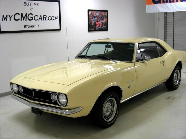 Chevrolet Camaro 2dr Coupe RS 1967