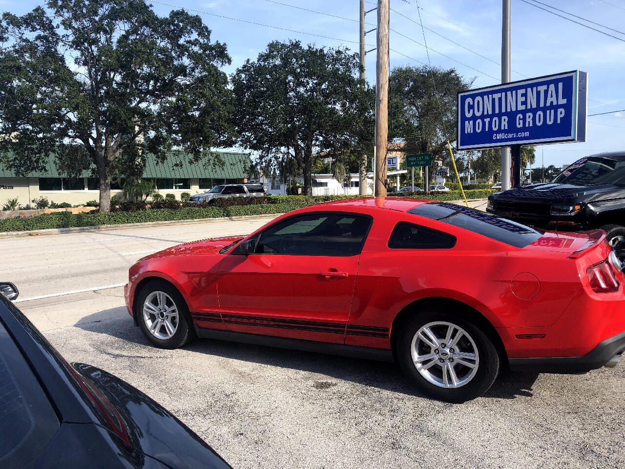 Ford Mustang 2dr Cpe V6 2012