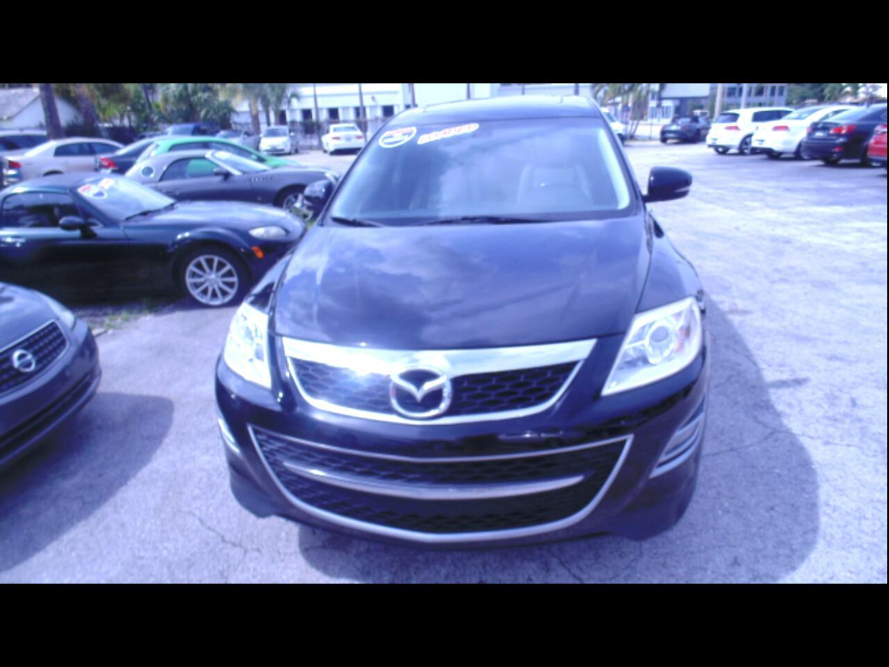 Mazda CX-9 FWD 4dr Grand Touring 2011