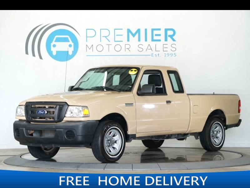 Ford Ranger Sport SuperCab 2WD 2011