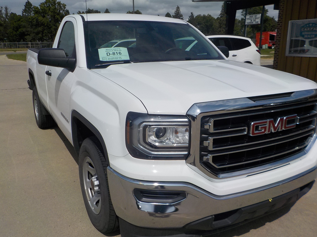 GMC Sierra 1500 Base Long Box 2WD 2018
