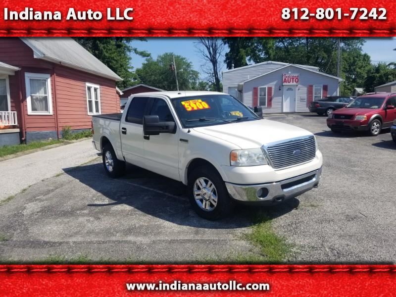 2007 Ford F 150 Xlt >> Used 2007 Ford F 150 Xlt Supercrew Short Box 4wd For Sale In