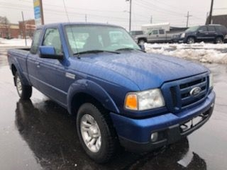 Ford Ranger Sport SuperCab 4 Door 4WD 2007