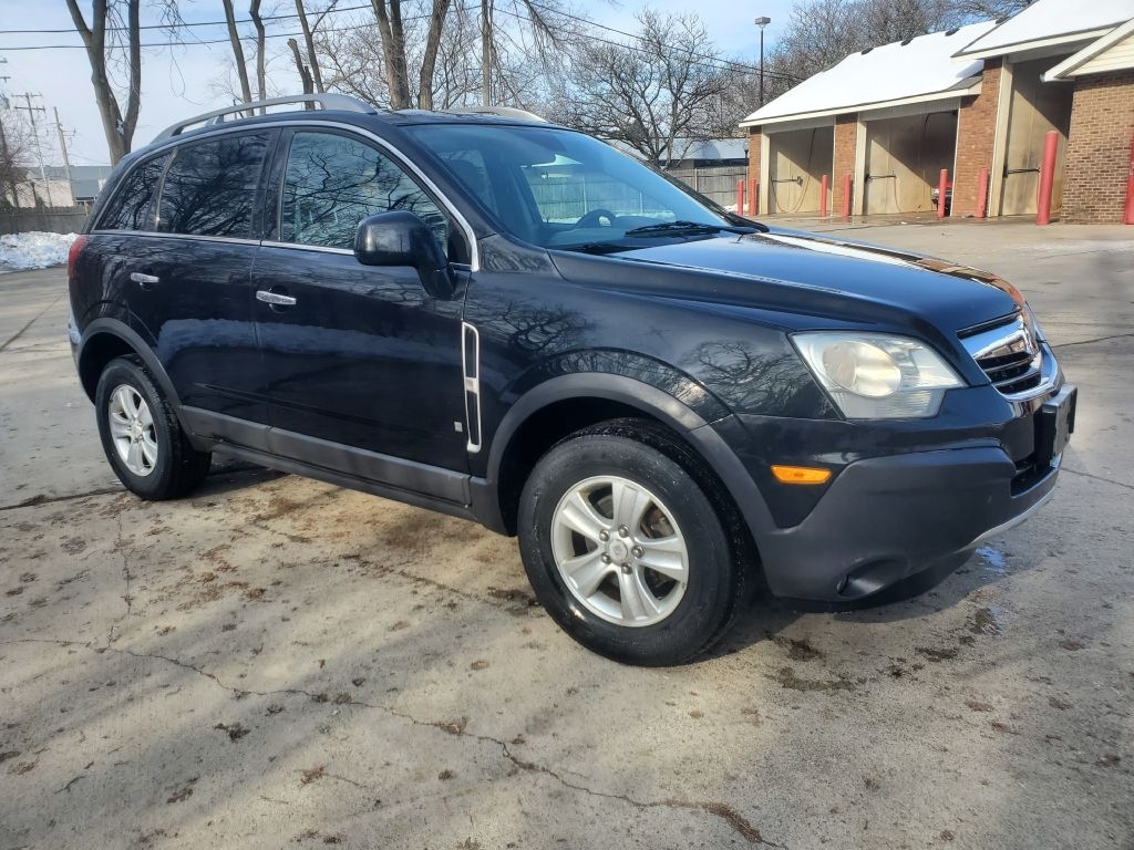 Saturn VUE AWD V6 XE 2008