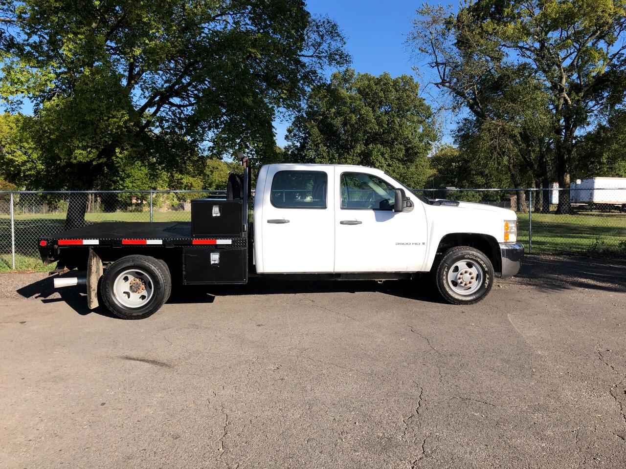 Chevrolet Silverado 3500HD Work Truck Crew Cab DRW 4WD 2009