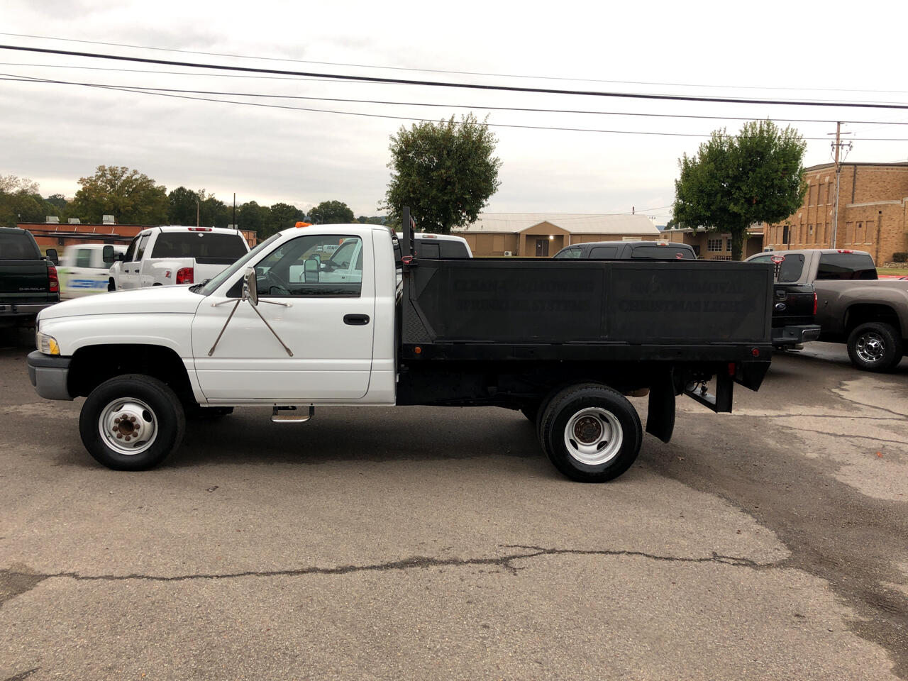 Dodge Ram 3500 LT Reg. Cab 8-ft. Bed 2WD 1997